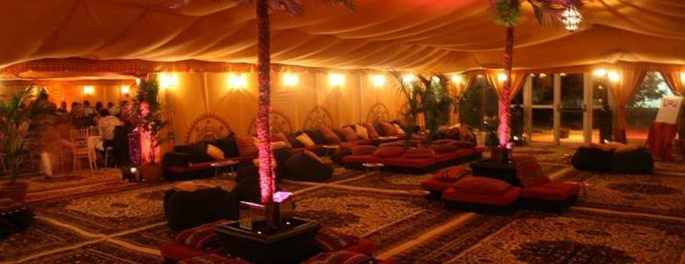 Boutique and Bedouin Marquees Norwich