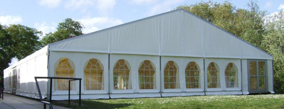 Marquees for Private Gardens Norfolk